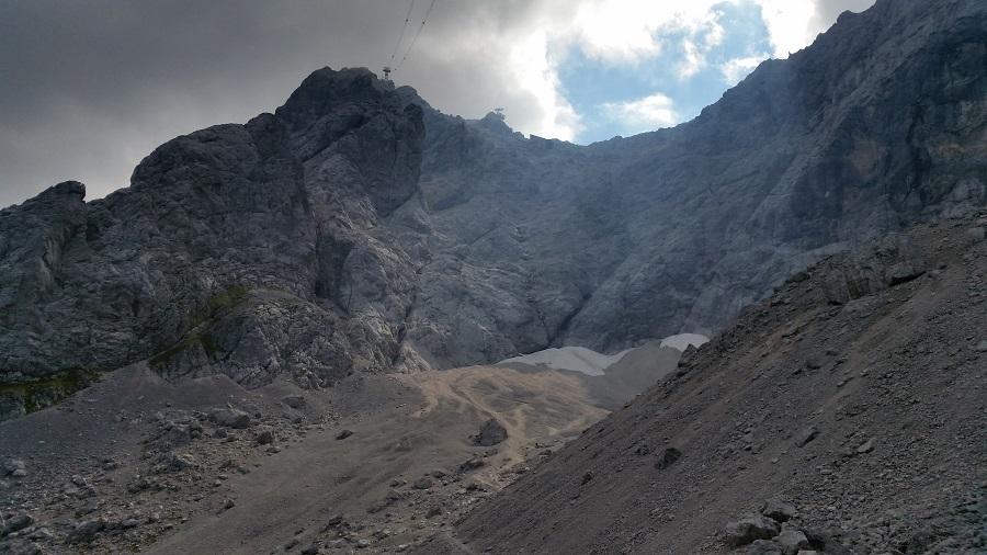 Klettersteigset Verleih Garmisch : Klettersteige um garmisch partenkirchen u2013 eine kurze Übersicht