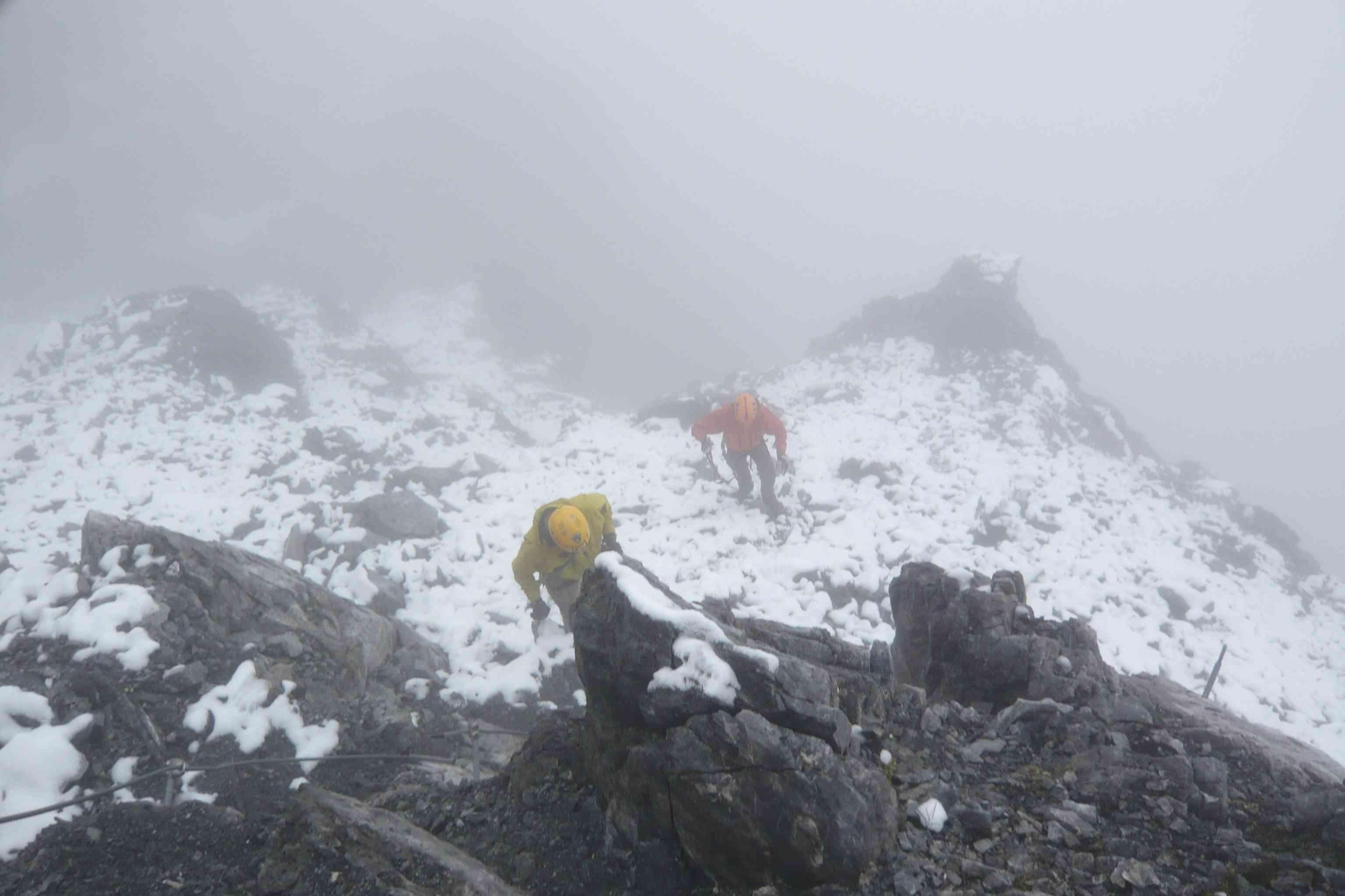 Klettersteig Tabaretta : Klettersteige das sind die besten frühlings touren für profis in