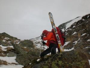Zu Fuß über den Sommerwanderweg zur Martellerhütte