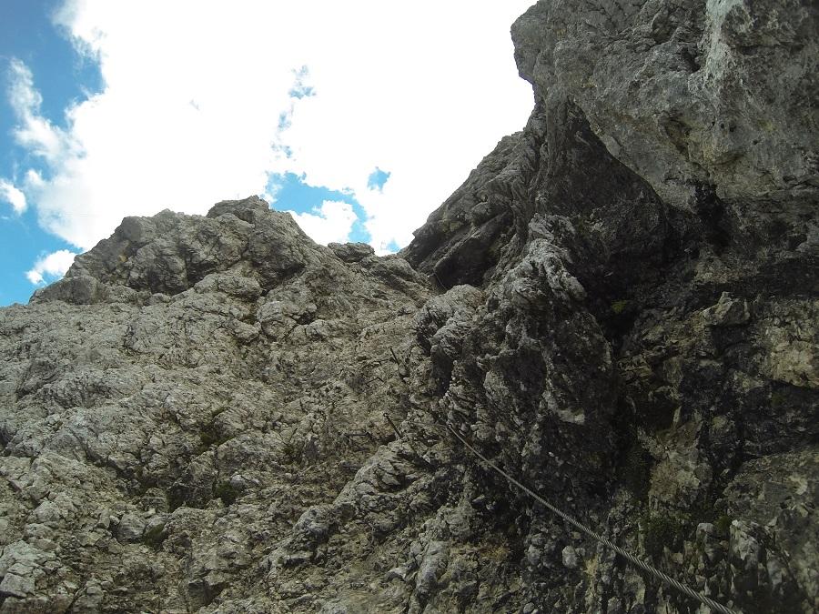 Klettersteigset Ausleihen Garmisch : Klettersteige um garmisch partenkirchen u eine kurze Übersicht