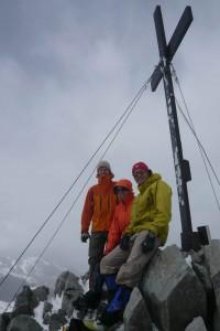 Gipfel Wilder Freiger