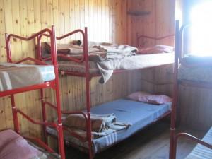 Winterraum Casati-Hütte