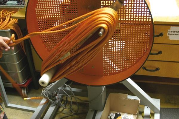 Fabrikneue Seile richtig und krangelfrei abrollen | Alpinsport Basis ...