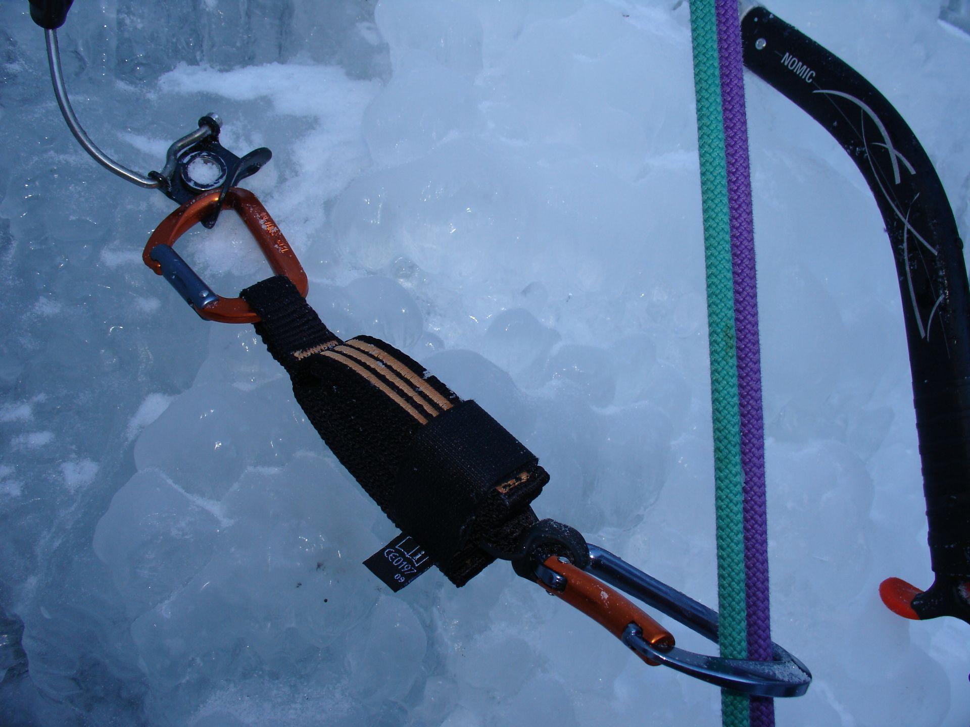 Klettersteigset Petzl Rückruf : Der petzl nitro falldämpfer im test alpinsport basis